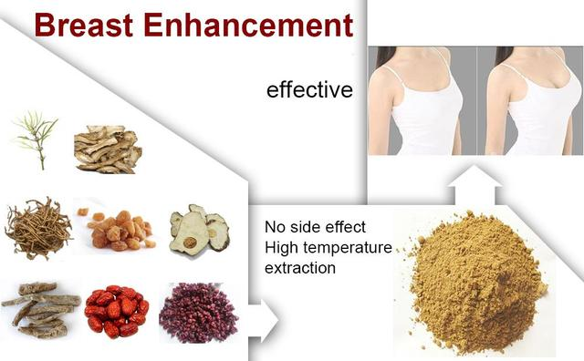 e66ae951ae TCM Extraction Powder for Enlarging Female Breast