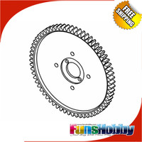 MCD Racing Center Spur Gear Competition Z63.COD.202502S