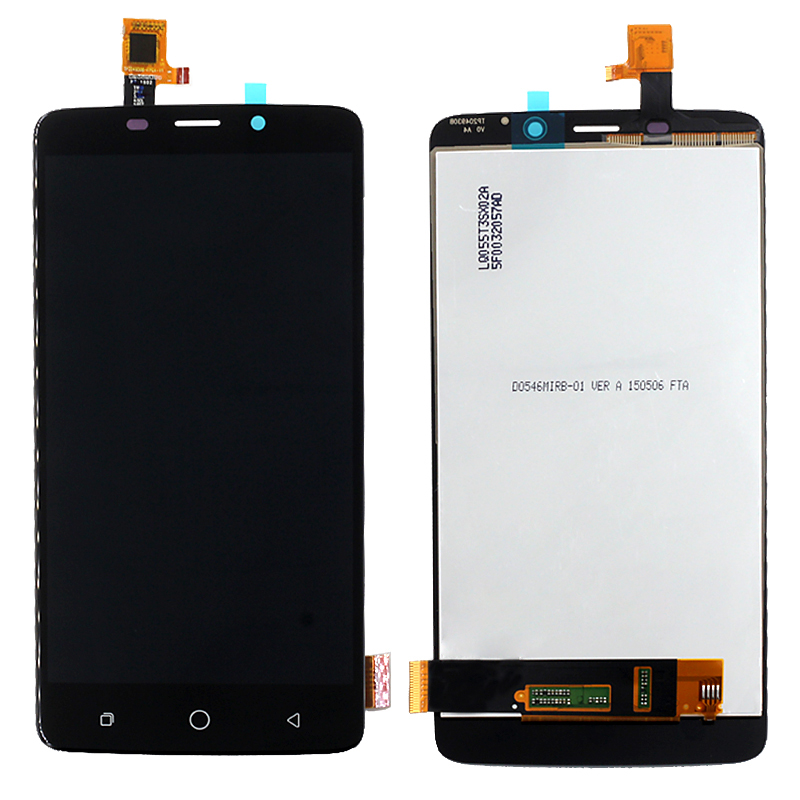 5 For Ulefone Vienna LCD Display+Touch Screen 100% Original Screen Digitizer Assembly Replacement C04
