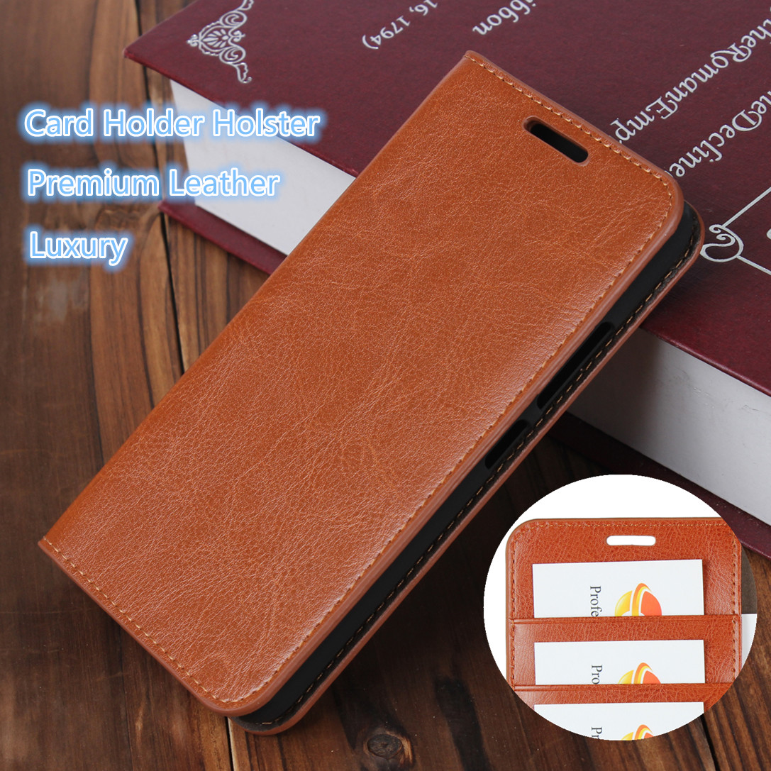 Premium Leather Case for <font><b>Samsung</b></font> <font><b>Galaxy</b></font> <font><b>A60</b></font> <font><b>SM</b></font>-A606F <font><b>A6060</b></font> Wallet Cover Case flip case card holder cowhide holster Coque Fundas image