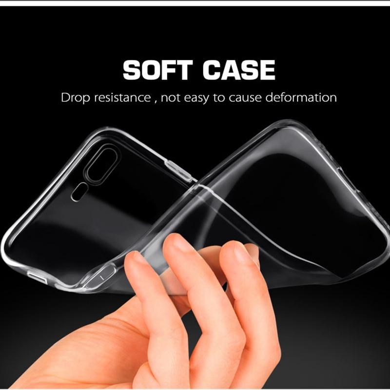 IPhone X XS 11 üçün ən yüksək keyfiyyətli silikon qutu 7 7 6 - Cib telefonu aksesuarları və hissələri - Fotoqrafiya 2