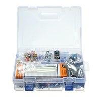 New Arrival Professional UNO R3 Starter Kit For Arduino Servo 1602LCD Motor Super Starter Learning Kit
