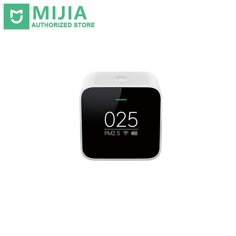 Xiaomi Mijia PM2 5 Detector Sensor Air Quality Monitoring High precision Laser Sensor OLED Screen