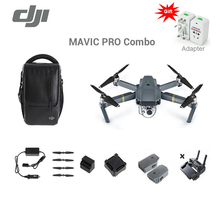 DJI Mavic pro drone fly more combo with 4K video 1080p camera rc helicopter Freeshipping in stock