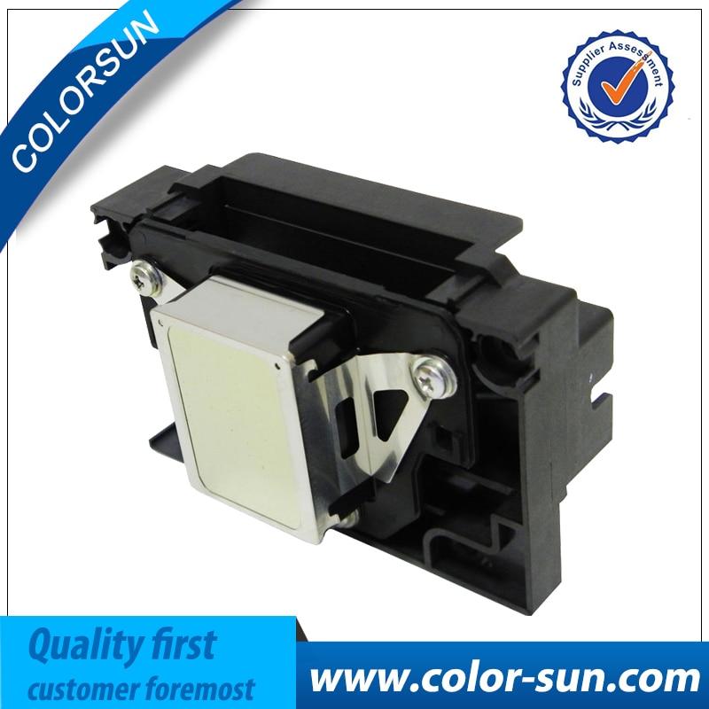 Cabeza de impresión original para Epson T50 R290 A50 TX650 P50 PX650 PX660 RX610 cabezal de impresión para Epson L800 F180000 cabezal de impresión