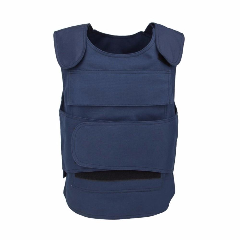 LESHP Security Guard Vest Bulletproof Vest Cs Field Genuine Tactical Vest Clothing Cut Proof Protecting Clothes For Men Women tactical vest clothing security protective clothing for training clothes