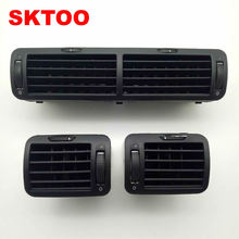 SKTOO 3PCS/Set air outlet for VW passat B5 instrument central air-conditioning