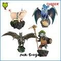 Г-н. Froger охотник монстр фигурки модели игрушки куклы симпатичный Brinquedos коллекция классические игрушки для детей модель