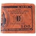 Homens Cavalheiro Marrom Café Couro Genuíno Couro Com Zíper Carteira de Bolso Cartão de Crédito ID para Bolsa Da Bolsa Da Moeda Da Embreagem WT0076