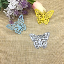 Julyarts 1PCS Buttlefly Metal Cutting Dies New 2019 Scrapbooking Stansen En Cutting Dies Voor Kaarten Alinacrafts