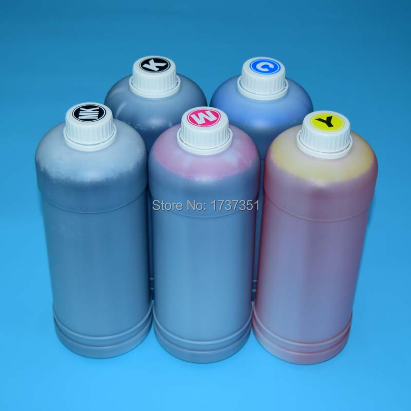 5 color 1000ml PGI-770 CLI-771 refill ink kit for Canon PIXMA MG6870 MG5770 inkjet printer pgi 770 cli 771 free shipping 100ml x 5pcs pgi 225 cli 226 edible ink for canon ip4820 ip4810 ip4920 ix6520 inkjet printer