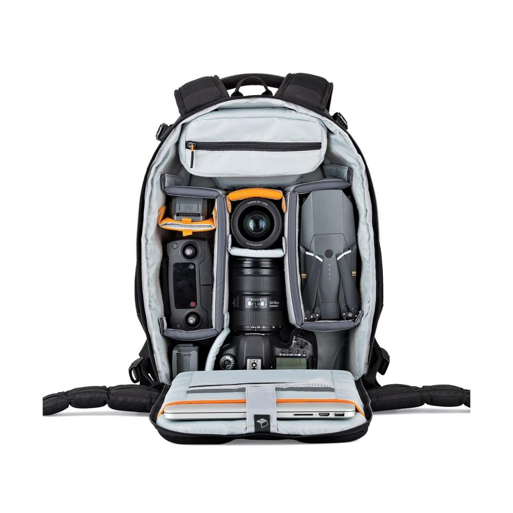 Image 5 - Wholesale Gopro Lowepro Flipside 400 AW II  Digital SLR Camera Photo Bag Backpacks+ ALL Weather Cover Free Shipping-in Camera/Video Bags from Consumer Electronics