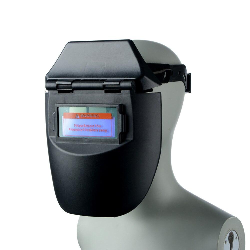 Adjustable Pro Auto Darkening Welding Helmet Arc Mig Grinding Welders Mask Solar Power tool accessories