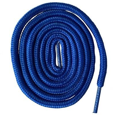200 см очень длинные круглые шнурки Шнуры Веревки для ботинок martin спортивная обувь - Цвет: 18 royal blue