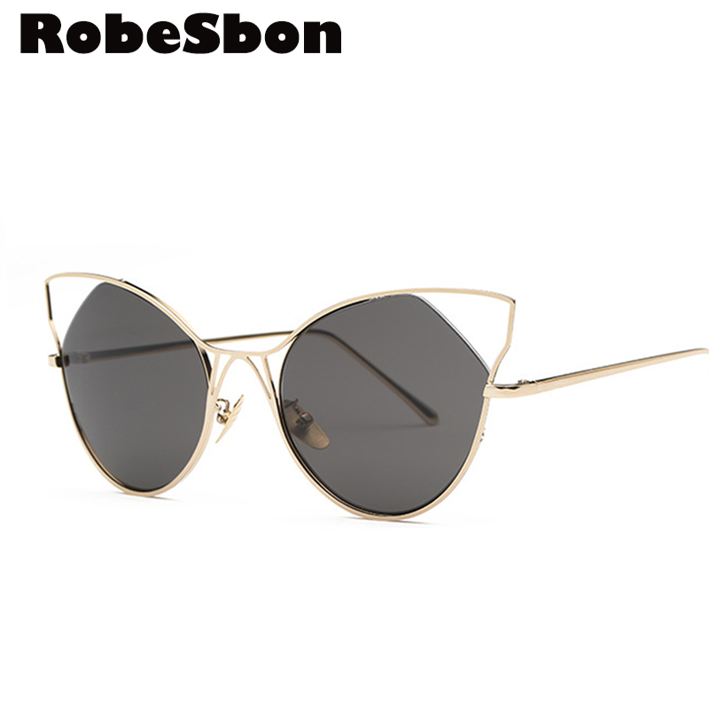 113f2d46ff6d6e 2018 Nouvelle Marque De Mode lunettes de Soleil Femmes Cat Eye Rétro  Lunettes pour Femmes Vintage lunettes de Soleil oculos de sol Gafas  Accessoires