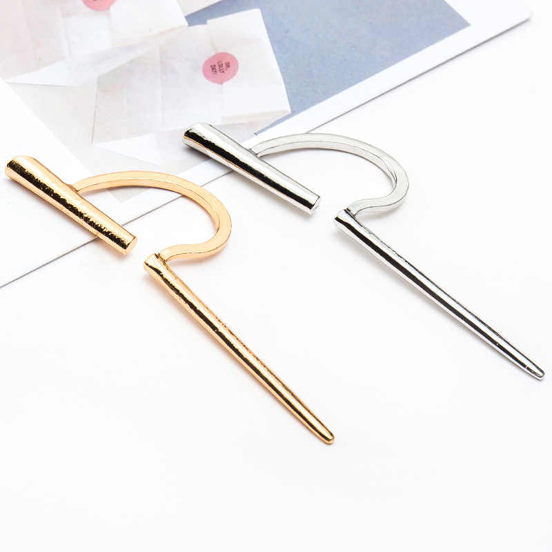 1 Pcs New Silver/Bronze Plated Climbers Ear Clip On Wrap Women Fashion Vintage Rock Earring Cuff No Piercing