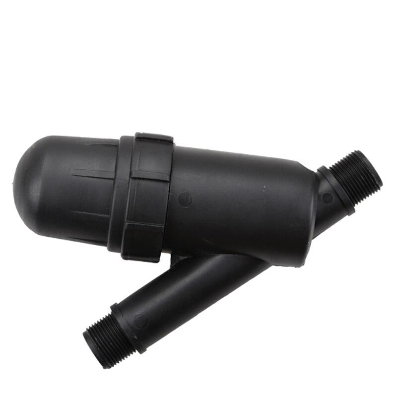 3/4 inch Screen Filter Sprayer Filter Rohrverbinder für Garten Tröpfchenbewässerung Tank Pool Pumpe für Gartenbewässerung Kits