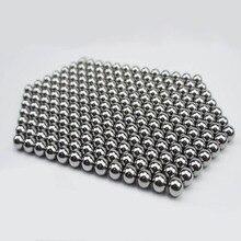 100 шт./лот, 6 мм, 7 мм, 8 мм, стальные шарики, используемые для охоты, высокое качество, Рогатка, стальные рогатки, шарики, ударные патроны
