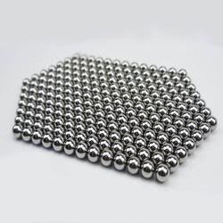 100 unids/lote 6mm 7mm 8mm bolas de acero utilizado para la caza de tirachinas de calidad de acero Honda bolas golpear munición