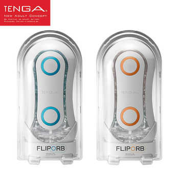 TENGA FLIP ORB RUSH Reusable Pussy Vagina Aircraft Cup Male Masturbator for Man Products Masturbation Adult Sex Toys for Men - DISCOUNT ITEM  20% OFF All Category