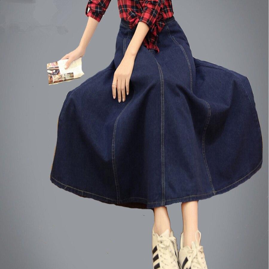 Popular Long Denim Skirts for Sale-Buy Cheap Long Denim Skirts for ...