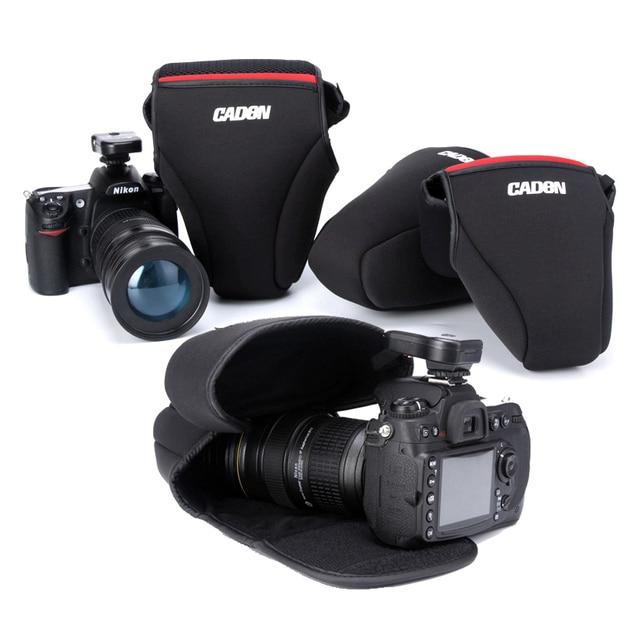 US $7 24 7% OFF|DSLR Camera Inner Bag for Canon EOS 50D 60D 5DII 5DIV 5DIII  5D 7D 6D Mark II Protective Cover 100D 760D 750D 700D 500D 550D 600D-in