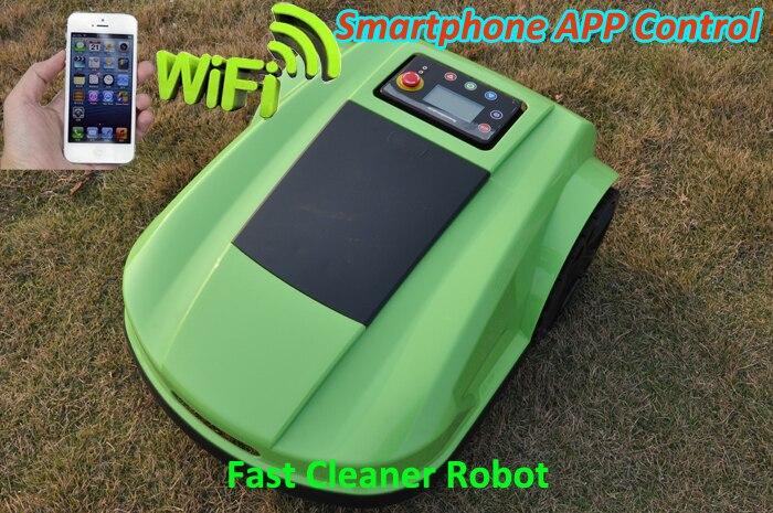 Trasporto libero th generazione falciatrice da giardino del robot