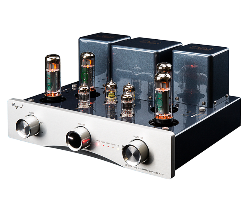 Cayin A-50T Vacuum Tube Integrated Amplifier AMP TR/UL Mode Max 38W*2 EL34EH x4 tube amplifier hifi shuguang kt100 2 x 15w dual mono block integrated single ended russian 6h1 preamp usa 6ak5 driving amplifier