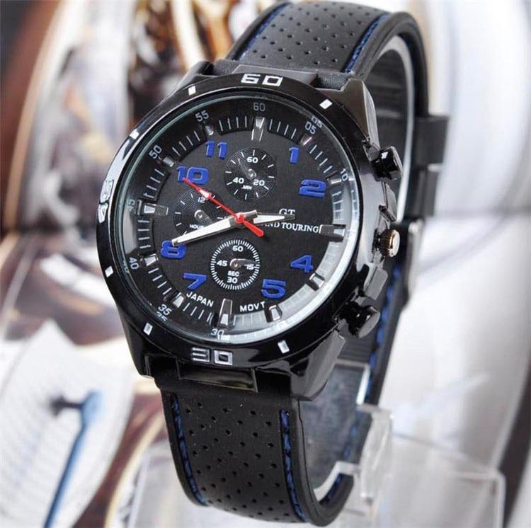 Top Luxury Brand Fashion Military Quartz Watch Men Sports Wrist Watch Wristwatches Clock Hour Male Relogio Masculino Reloj Mujer
