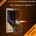 Nelanz For Huawei Honor 7 Tempered Glass Screen Protector HD Screen Glass Protective Film 0.26mm For huawei 7 For huawei honor7