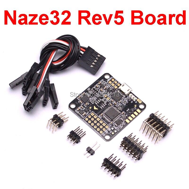 Naze32 Rev5 6DOF / Rev6 6DOF Acro Full Version Flight Controller For QAV250 QAV-X Robocat 270 Mini Muticonpter FPV