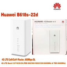 HUAWEI LTE CPE B593 S-22 4G Router 150MBPS WIFI EE GENUINE NEW BOXED new huawei b593s 601 lte fdd 2600mhz tdd2300mhz 150mbps wireless router 2pcs antenna of b593