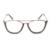 2016 Retro Acetato Gafas Marco Óptico Marco de Moda Diseñador de la Marca Mujeres de La Vendimia Gafas Hombres Oculos de grau FT5351