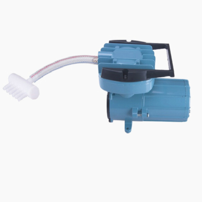 DC12V 38L/Min oil free aquaculture air pump, electronic air pump manka care 110v 220v ac 50l min 165w small electric piston vacuum pump silent pumps oil less oil free compressing pump