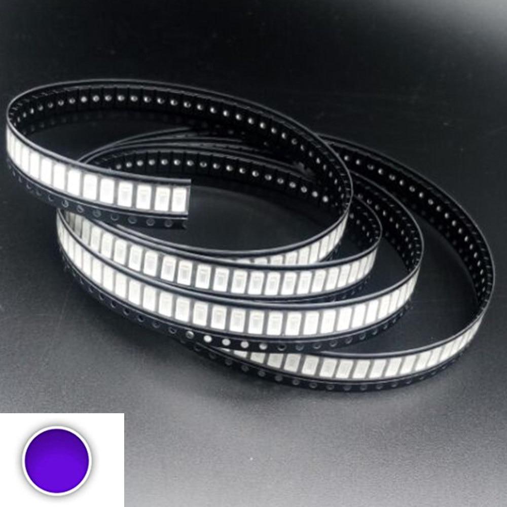 5730 Diode Uv 5730 0.5W LED 5630 395-400nm Super Bright Chip SMD5630 5730SMD 150mA PCB SMT Emitting Diode