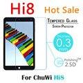 """Premium Nueva Hi8 9 H 2.5D 0.3mm Para Chuwi Hi8 8 """"templado A Prueba de Explosiones de Vidrio Templado LCD Película Protectora de la Pantalla Protector de la Cubierta"""
