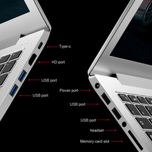 4G RAM DDR4 1TB SSD 15.6″ Laptop