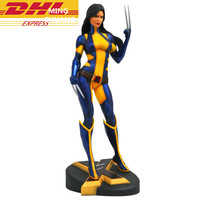 10 X Men Statue Female Wolverine X 23 Bust Superhero Laura Kinney Special Edition Action Figure Collectible Model Toy W131