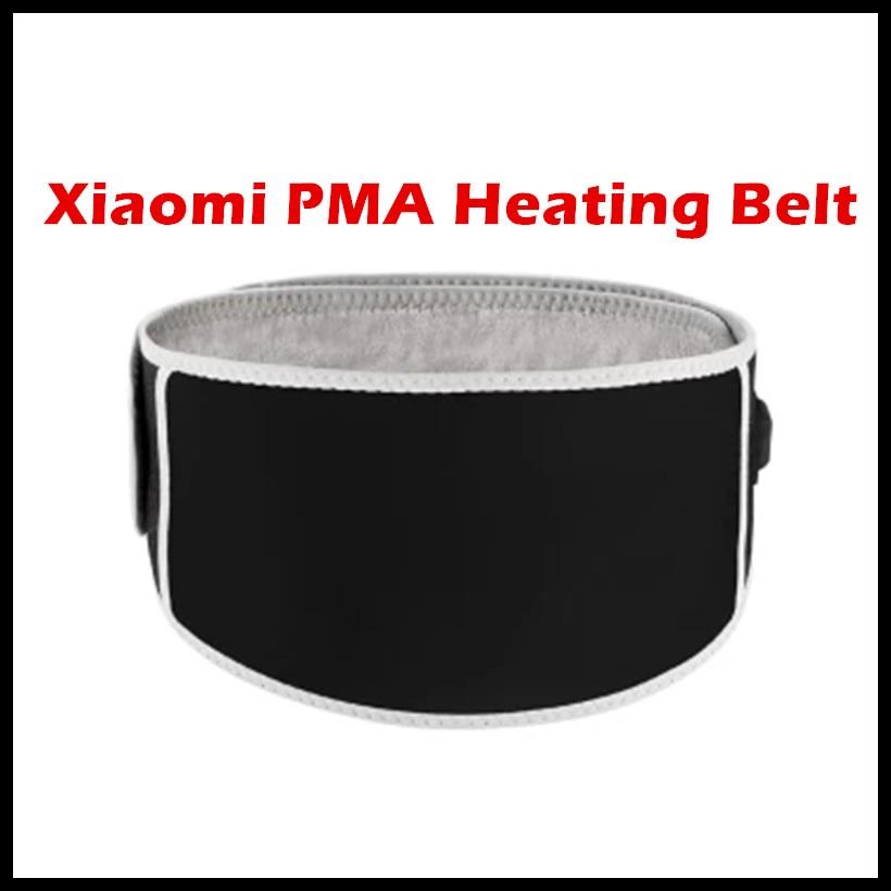 2017 New Xiaomi Ecological Brand PMA Smart Graphene Therapy Heating Waist Belt Super Light Anti scald