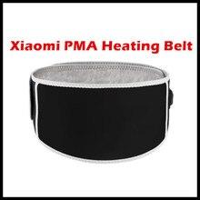 Новинка 2017 года Xiaomi экологической Марка PMA Smart Графен терапии Отопление Пояс супер стоп-ожоги Средства ухода за кожей нагреватель массажер