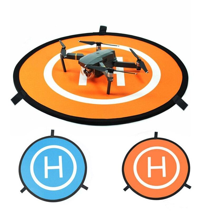 New 75cm mini Fast-fold landing pad DJI Mavic phantom 2 3 4 inspire 1 helipad RC Drone gimbal Quadcopter Helicopter Accessories drone helipad