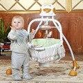2016 más nuevos del bebé eléctrica mecedora bebé mecedora bebé eléctrica shaker envío gratis