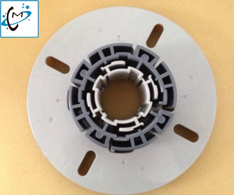 Large format Eco solvent printer Mutoh take up roller Mutoh VJ1604 / 1204 RJ900C / 1300 media paper plate  (paper plate+roller)