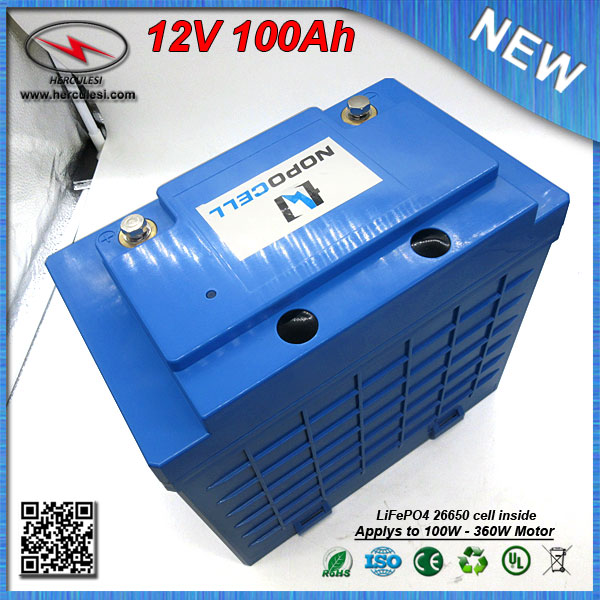 100 Ah Battery Price