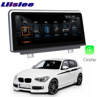 LiisLee Car Multimedia GPS Audio Hi Fi Radio Stereo For BMW 1 Series M1 F20 F21