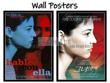 Talk to Her Movie Home Decorative Painting White Kraft Paper Poster 42X30cm talk to her movie home decorative painting white kraft paper poster 42x30cm