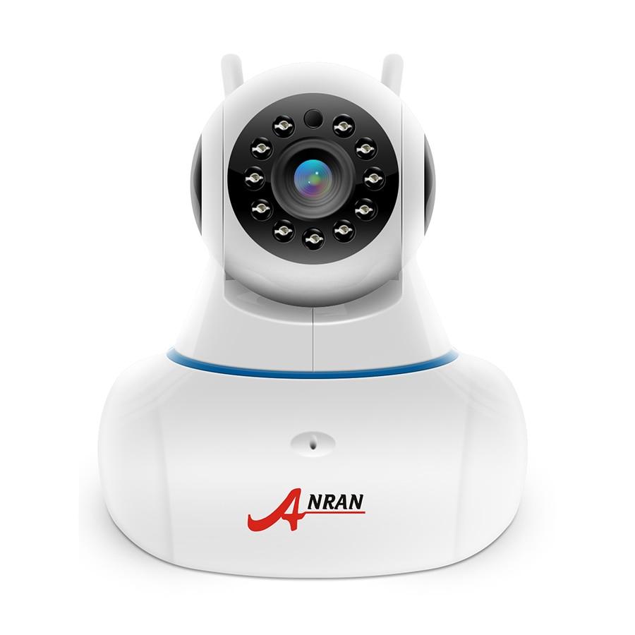 ANRAN Pan Tilt Wireless IP Camera Wifi 720P HD CCTV Camera ...