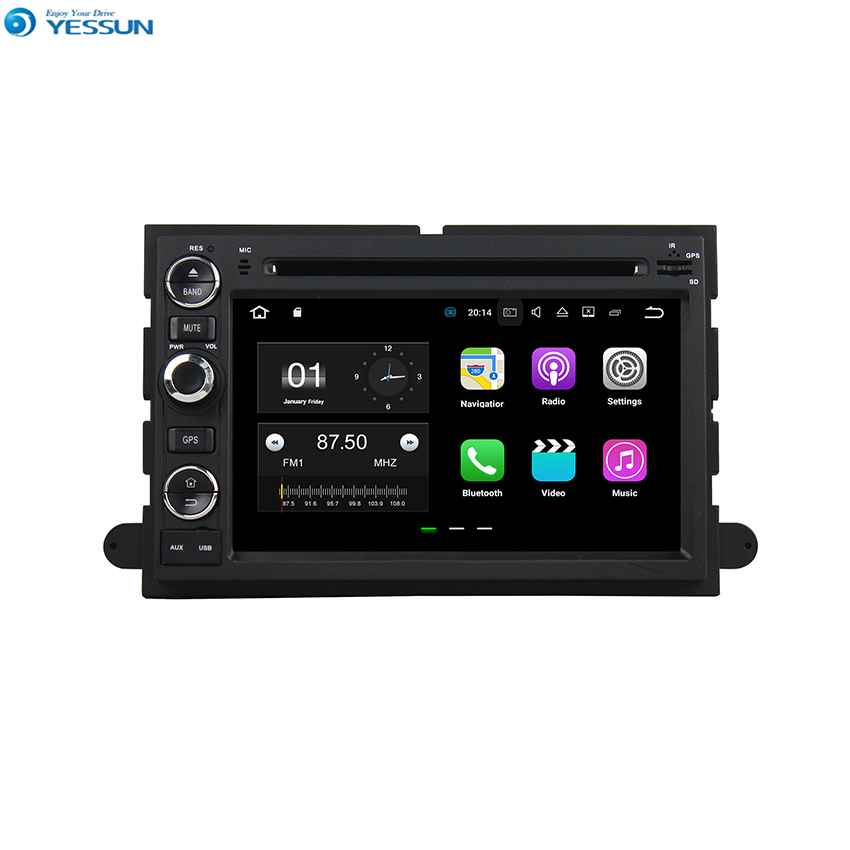 YESSUN Android Car Navigation GPS For Ford Explorer/Fusion 2006~2009 Audio Video Radio HD Screen Stereo Multimedia Player.