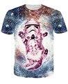 Hot Star Wars Storm Trooper Gato Multi-Color de Impresión 3D T-shirt Ropa de Algodón Unisex de Camisetas de Verano Adolescente Suelta Homme Tops
