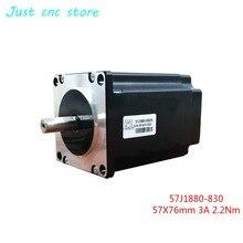 JMC Nema 23 two phase 2N.m  stepper Motor 57J1880-830 Engraving machine 57mm frame 8mm shaft